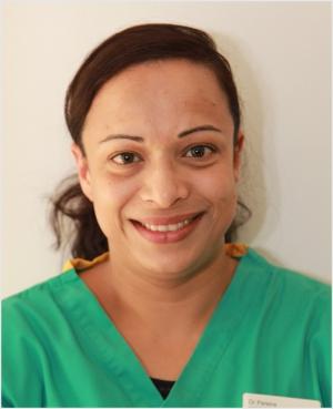 Dr Manju Pereira