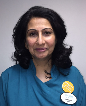 Dr Uzma Naseem